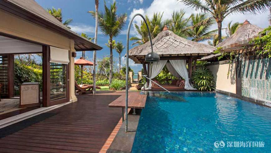 巴厘岛瑞吉酒店