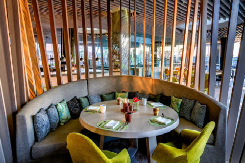 巴厘岛金巴兰丛林酒店 rimba jimbaran bali